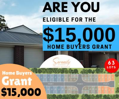 First Home Buyers Grant